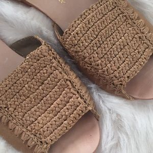 Free People Shoes - Free People Braided Sandals